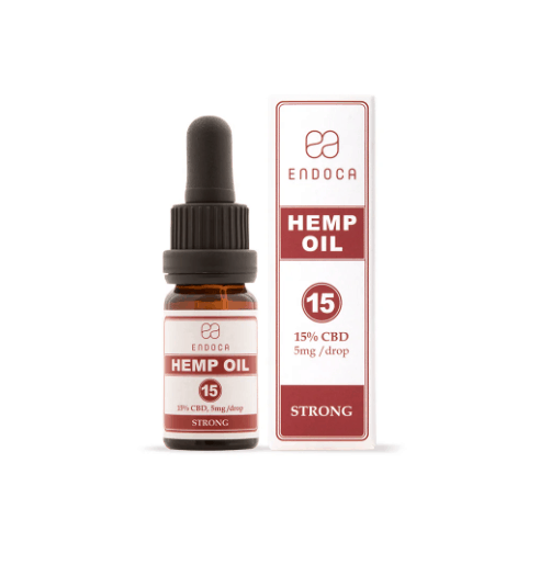 Endoca 15% CBD oil