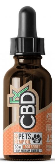 CBD FX oil for pets