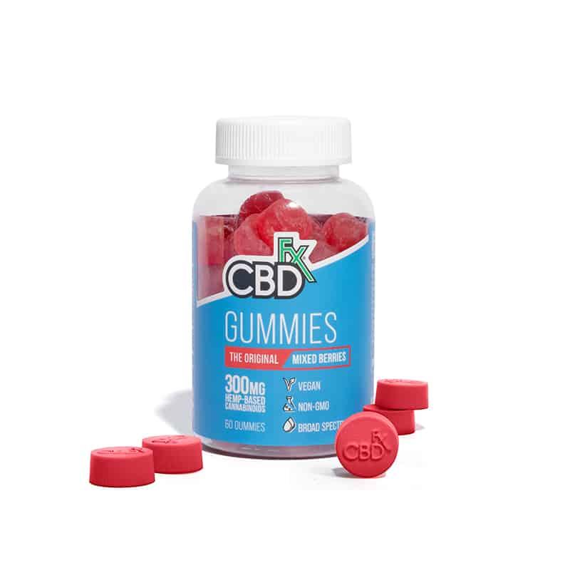 CBD FX original gummies