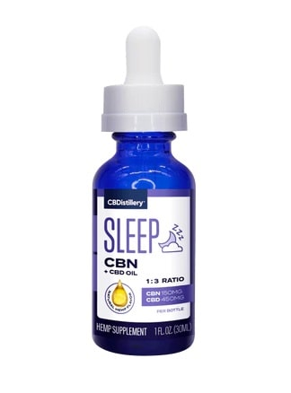CBDistillery Oil Tincture for Sleep