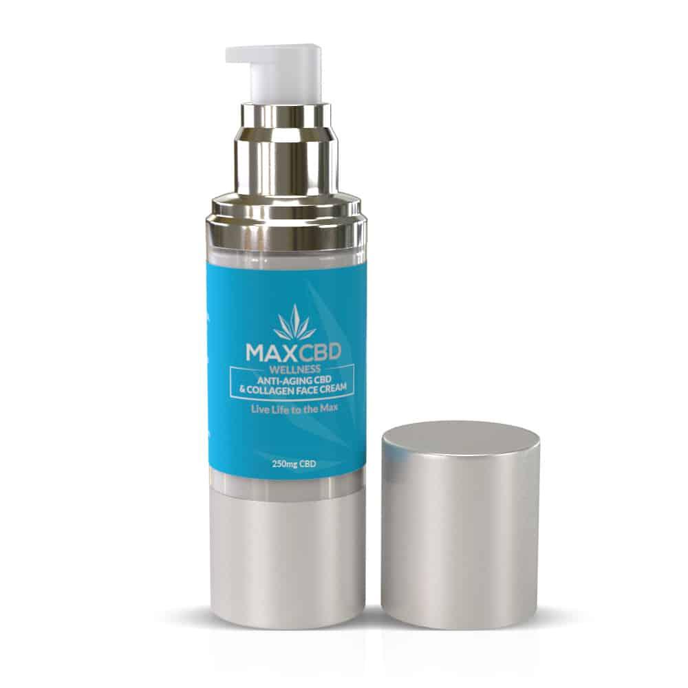Max CBD face cream