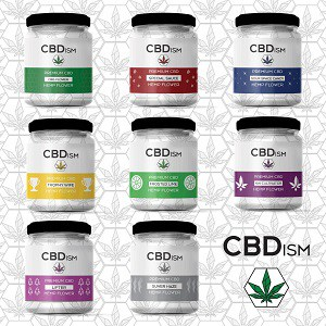 cbdism cbd hemp flowers
