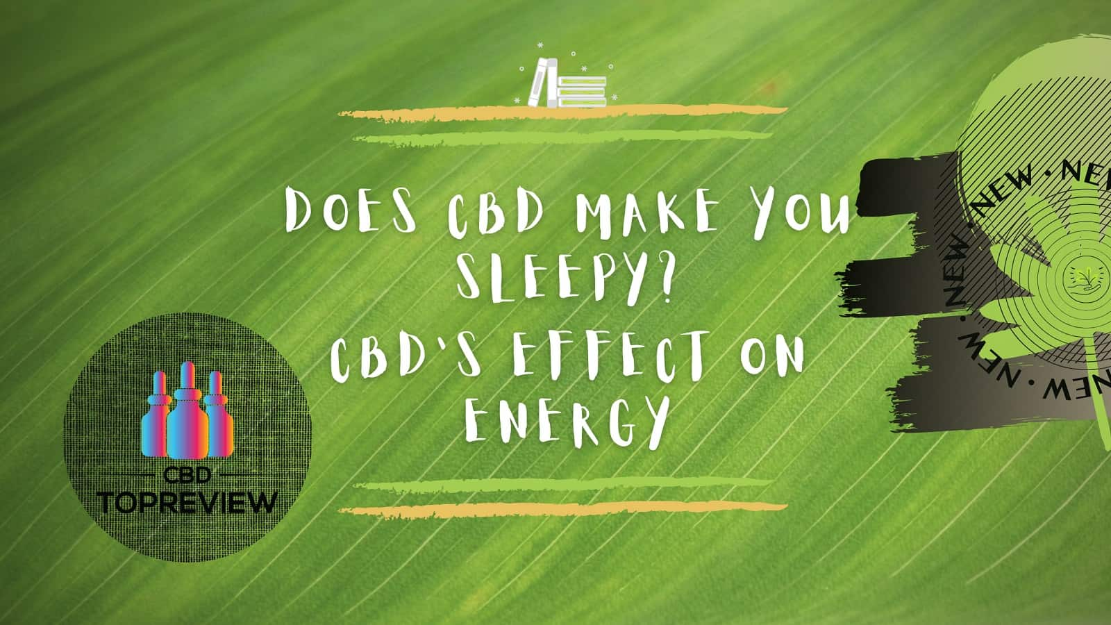 Does CBD make you sleepy post