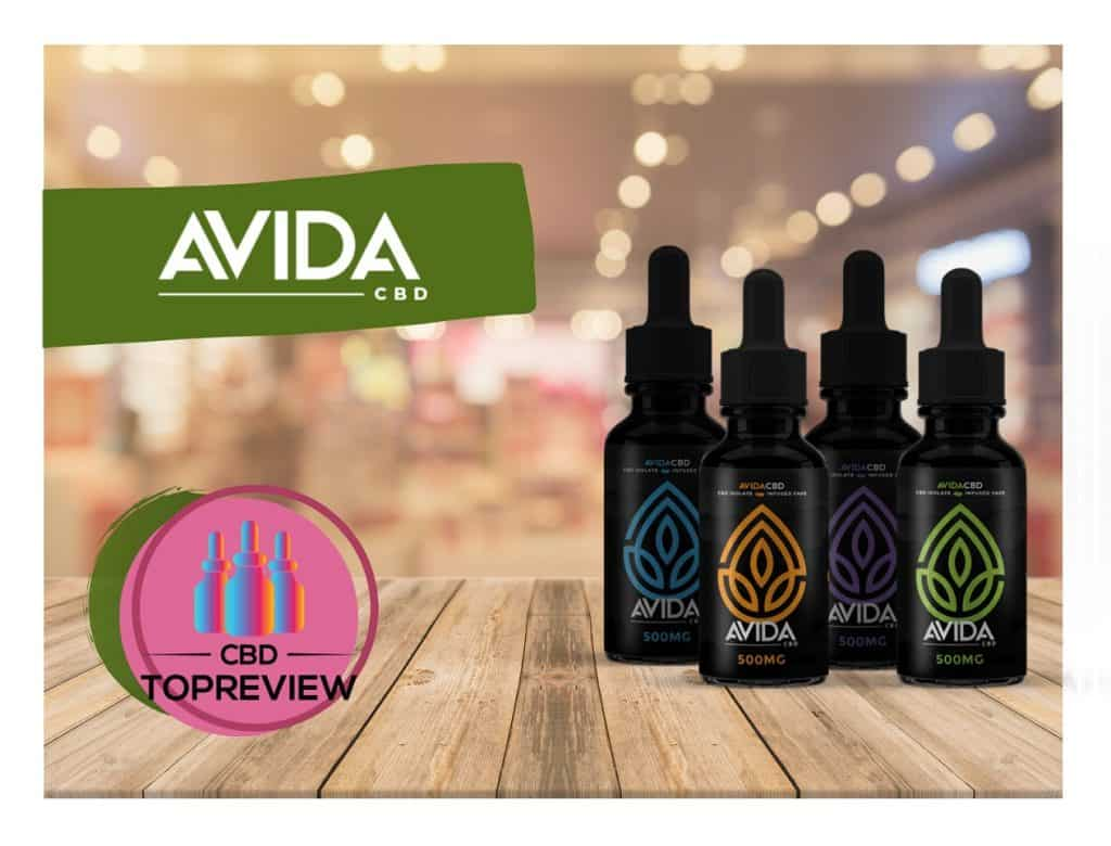Avida CBD Brand & Products Review
