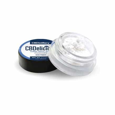 CBDistillery High Purity CBD Isolate Powder