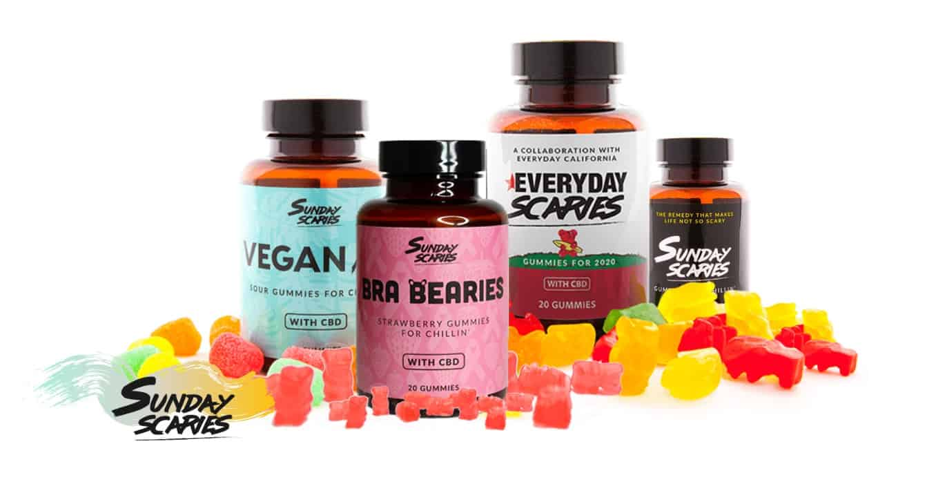 Sunday Scaries Different Cbd Gummies