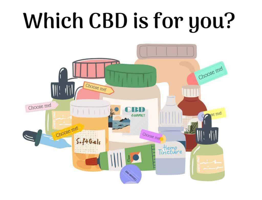 choose CBD Quiz