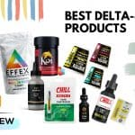 Best Delta-8 THC carts, edibles and tinctures reviewed
