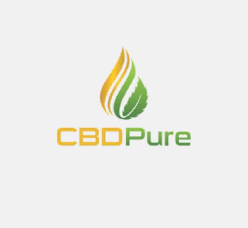 CBDPure CBD brand logo