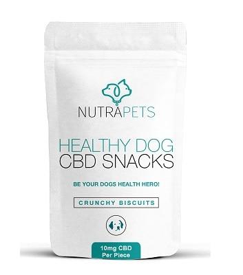 CBD Essence Pets Dog Biscuits