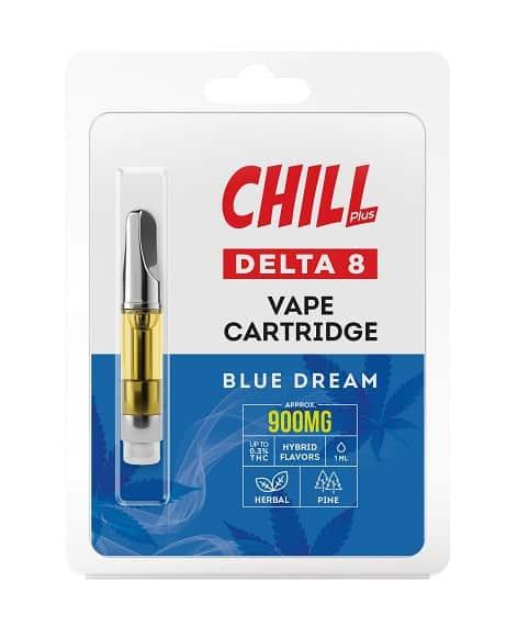 Chill Plus Delta8 cartridge