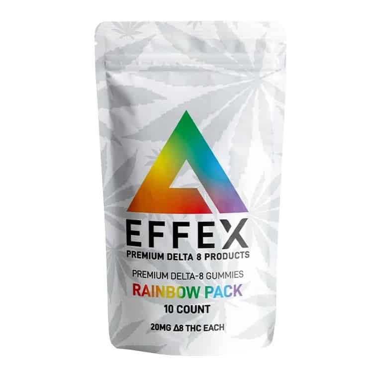 Delta Effex Delta 8 Gummies 20mg