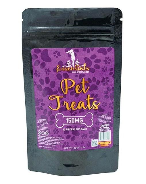Savage Cbd hemp based Pet Treats for dog