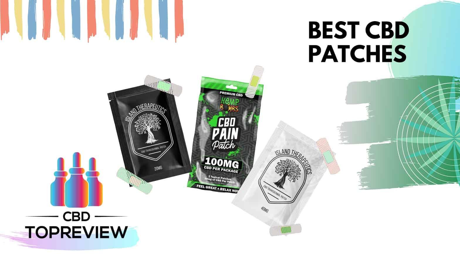 Best CBD Patches