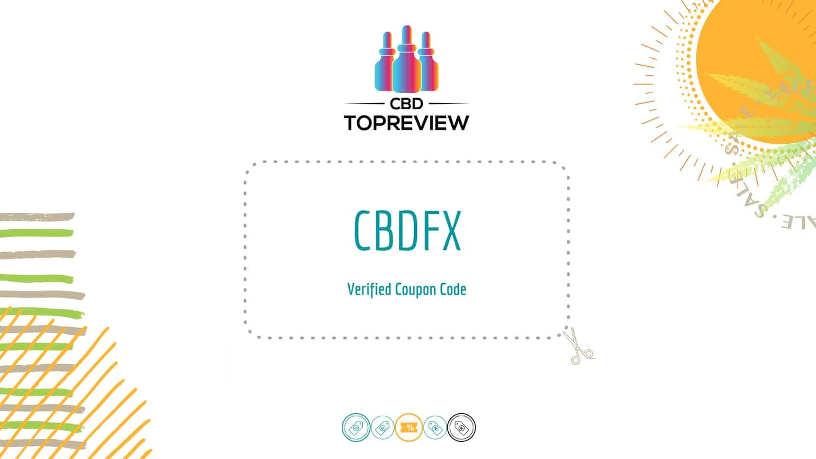 CBDfx coupon: get 10% off CBDfx today