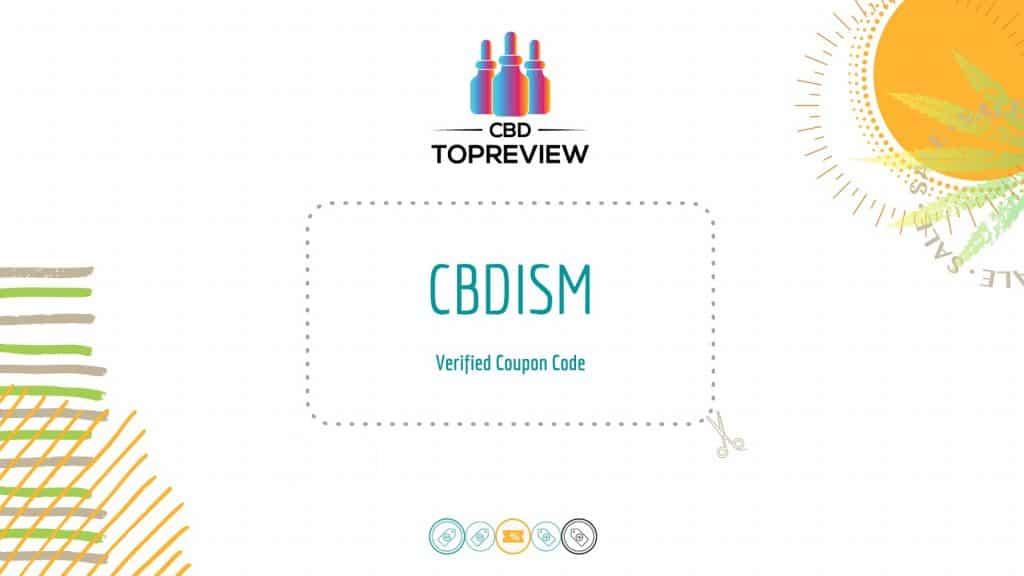CBDism CBD Verified Promo Code