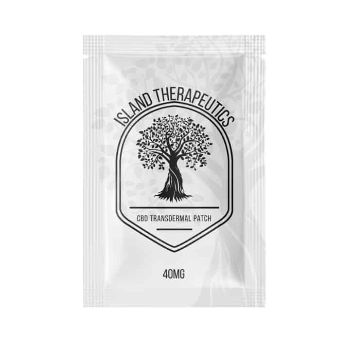 Island Therapeutics CBD Patches