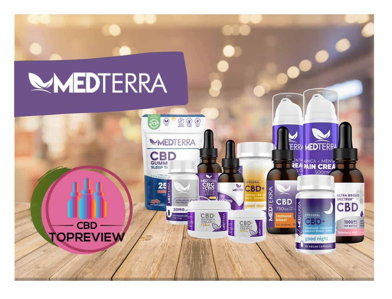 Medterra CBD Brand Review
