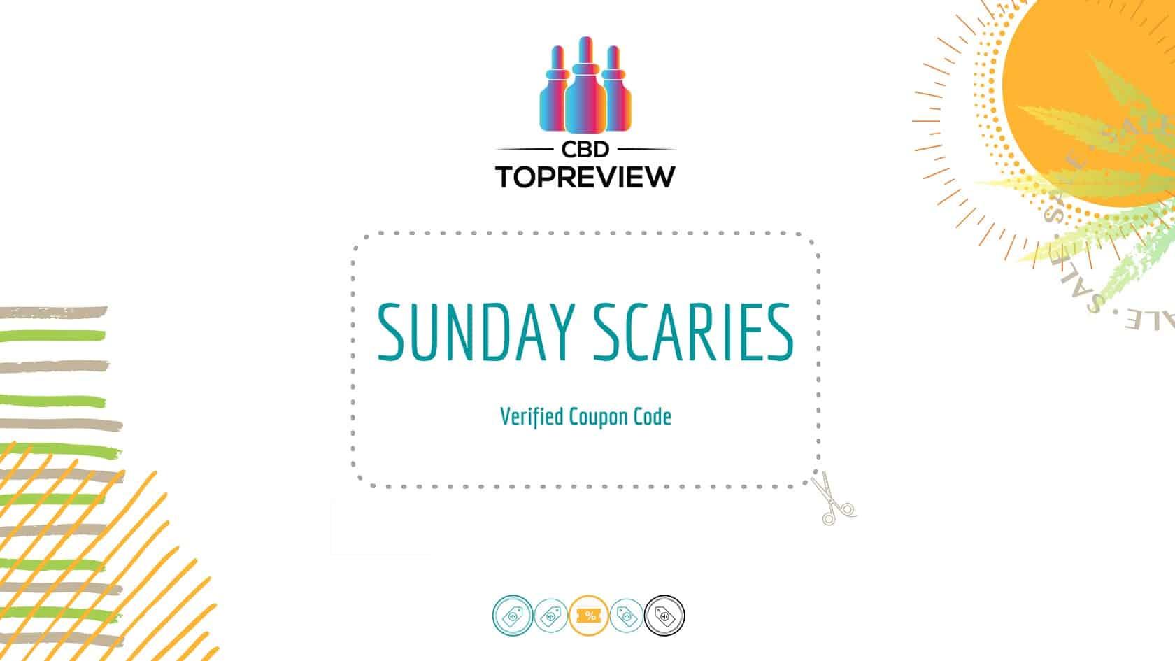 Sunday Scaries Verified Promo code