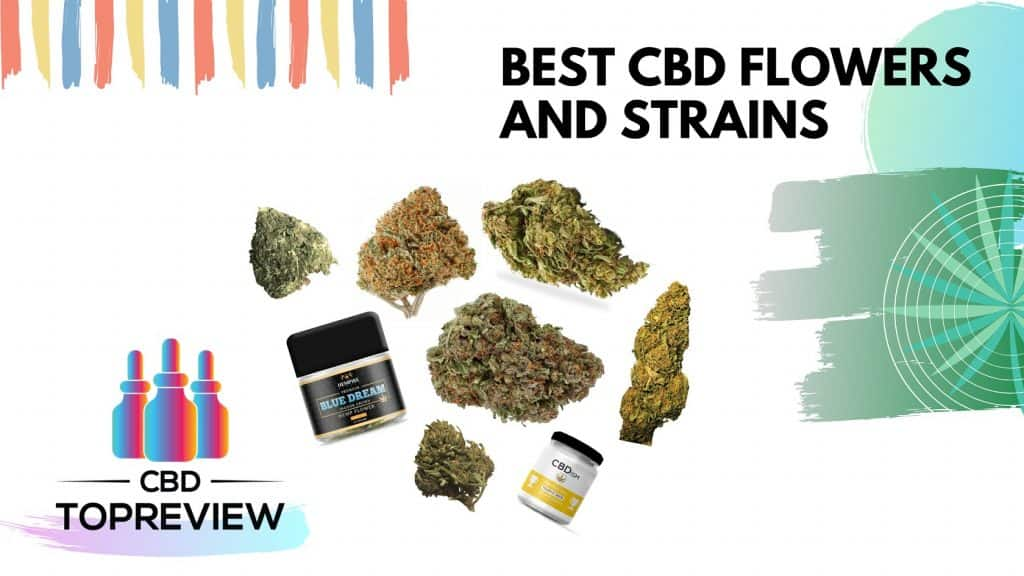 CBD Flowers & CBD Strains
