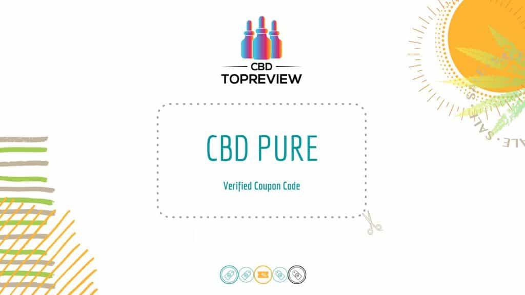 CBD Pure promo code