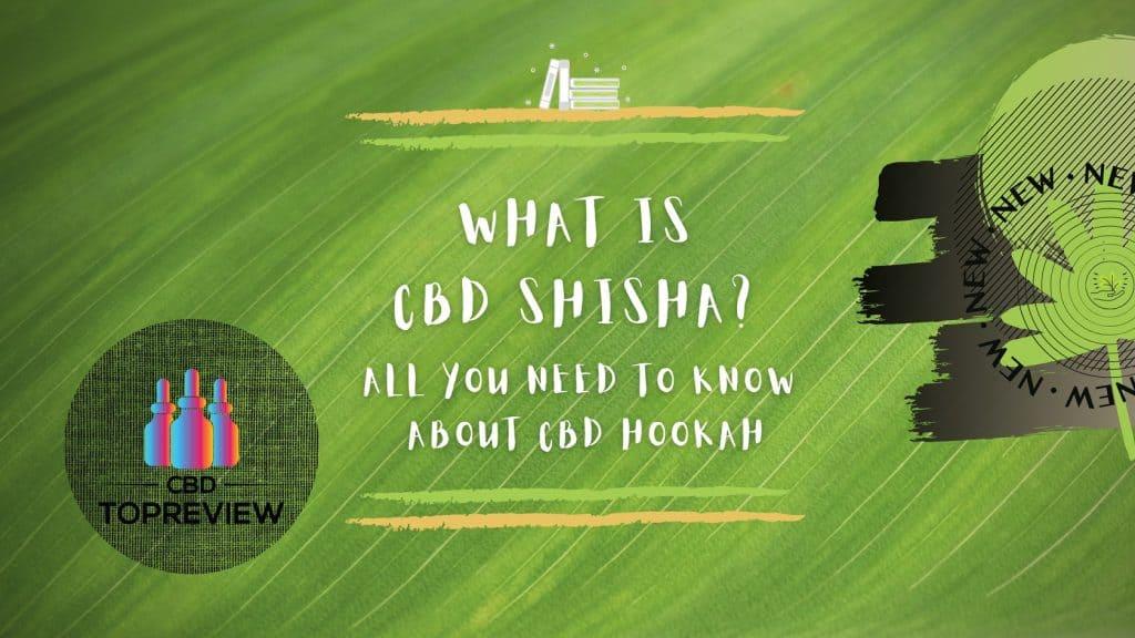 CBD Shisha