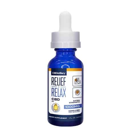 CBDistillery Full Spectrum CBD Oil