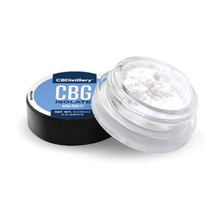 CBDistillery CBG Powder
