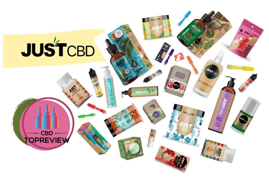 JustCBD Brand Review