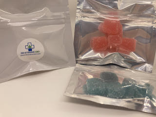 Dr Strains Delta-8 gummies