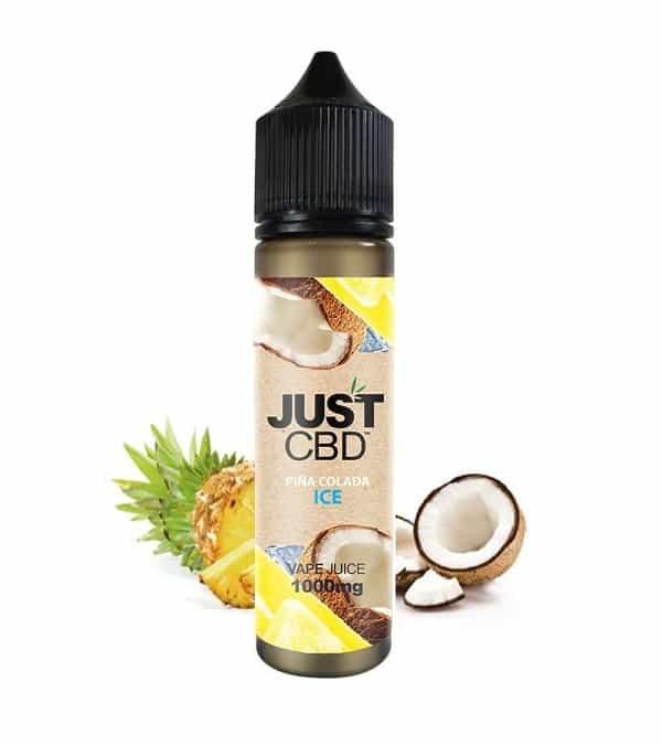 JustCBD CBD Vape Juice