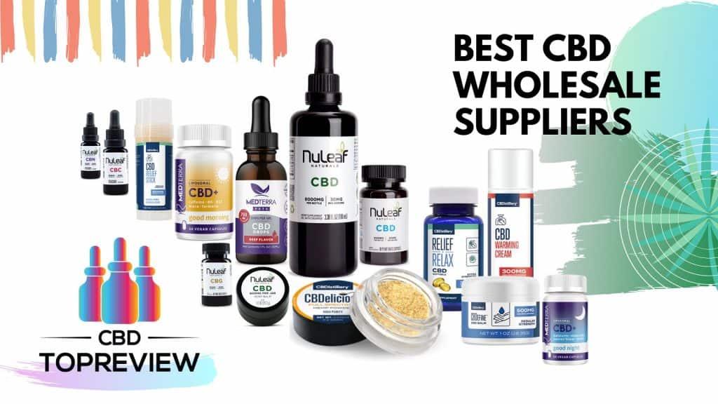 Best CBD wholesaler