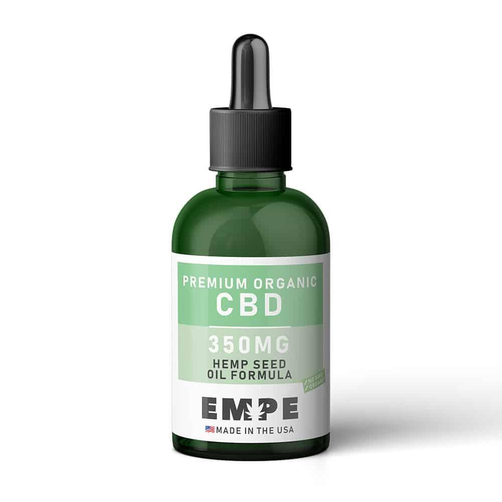 EMPE hemp seed oil formula