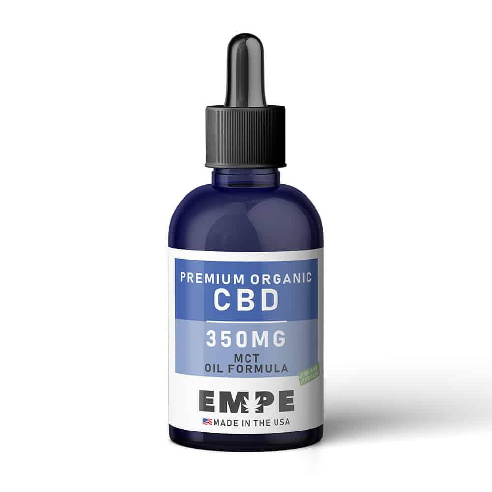 EMPE USA CBD oil MCT formula